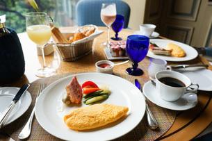 朝食イメージの写真素材 [FYI04727947]