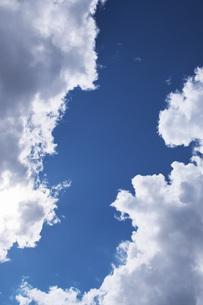 入道雲の写真素材 [FYI04728321]