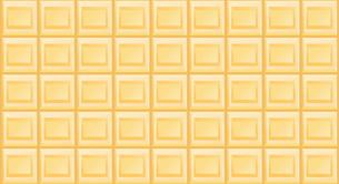 ホワイトチョコレートのイラストのイラスト素材 [FYI04729246]