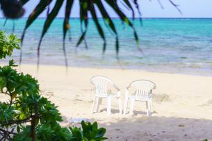 池間島のビーチの写真素材 [FYI04730360]
