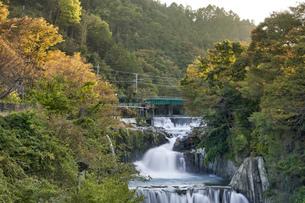 山梨 田原の滝の写真素材 [FYI04730852]