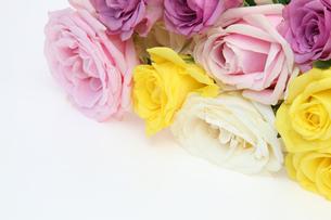薔薇の花束 の写真素材 [FYI04730866]