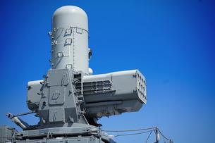 近接対空ミサイルの写真素材 [FYI04731753]