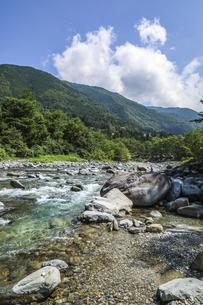 付知峡風景の写真素材 [FYI04731892]