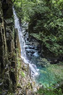 付知峡観音滝の写真素材 [FYI04731898]
