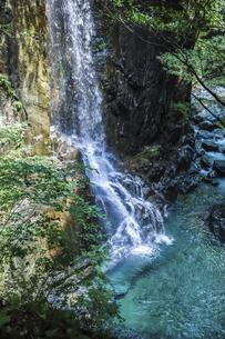付知峡観音滝の写真素材 [FYI04731899]