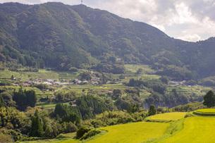 高千穂の風景 農村の写真素材 [FYI04732050]