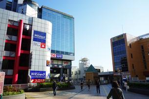 神奈川県 橋本駅の写真素材 [FYI04732111]