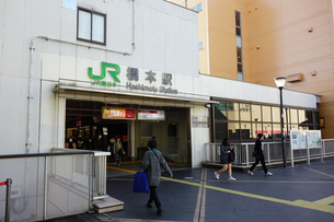 神奈川県 橋本駅の写真素材 [FYI04732113]