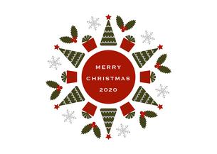クリスマス イメージ イラストのイラスト素材 [FYI04732545]