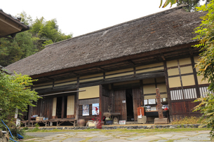 吉田家住宅の写真素材 [FYI04732663]