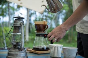 モーニングコーヒーの写真素材 [FYI04732845]