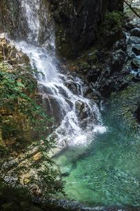 付知峡観音滝の写真素材 [FYI04733143]