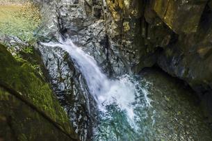 付知峡不動滝の写真素材 [FYI04733145]