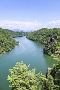 恵那峡の写真素材 [FYI04733154]