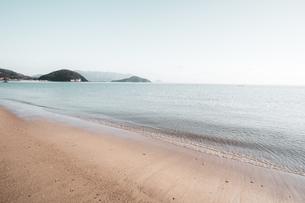 【香川県 三豊市】 鴨之越からみる瀬戸内海の写真素材 [FYI04733321]