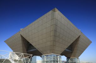 東京ビッグサイトの写真素材 [FYI04733405]