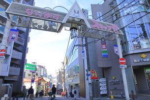 成増駅南口前 なりますスキップ村の写真素材 [FYI04734261]