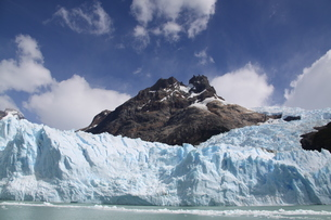 パタゴニアのスペガッツィーニ氷河 アルゼンチンの写真素材 [FYI04734316]