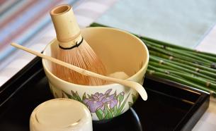 茶道具の写真素材 [FYI04734553]