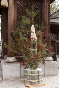 門松の写真素材 [FYI04734586]