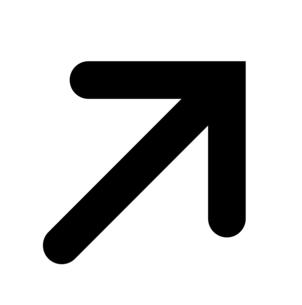 矢印のアイコンのイラスト素材 [FYI04735843]
