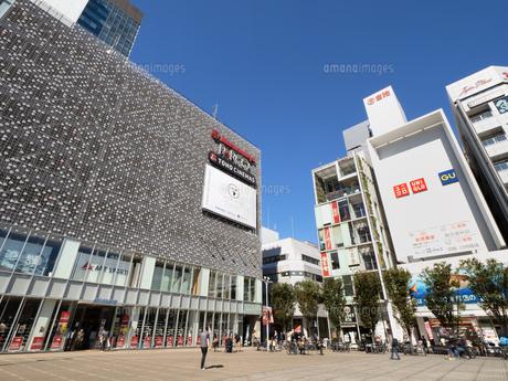 東京都 おかちまちパンダ広場の写真素材 [FYI04736066]