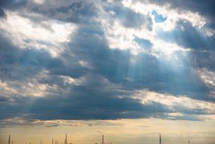 空の写真素材 [FYI04736363]