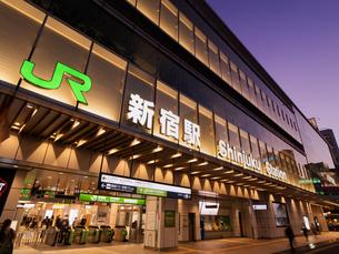 東京都 新宿駅甲州街道改札の写真素材 [FYI04737712]