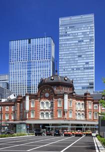 東京駅 丸の内北口の写真素材 [FYI04737735]