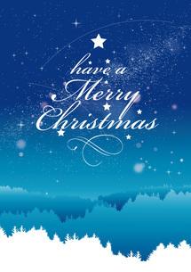 merry christmasのイラスト素材 [FYI04738094]