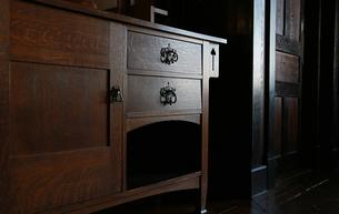 部屋の家具の写真素材 [FYI04738537]