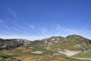 秋の大雪山(北海道・大雪山)の写真素材 [FYI04738780]