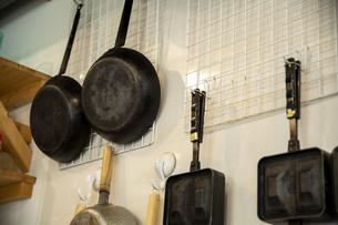 共同キッチンの写真素材 [FYI04739435]
