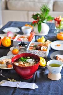おせち料理の写真素材 [FYI04739770]