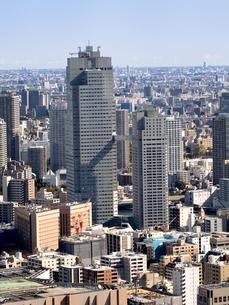 東京都 聖路加ガーデンの写真素材 [FYI04739964]