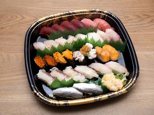 にぎり寿司の写真素材 [FYI04740097]
