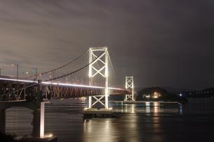 鳴門大橋の写真素材 [FYI04740373]
