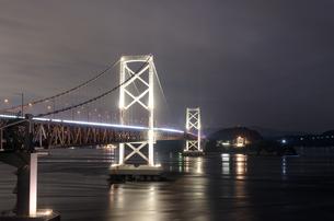 鳴門大橋の写真素材 [FYI04740374]