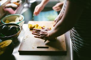 台所の風景の写真素材 [FYI04740449]