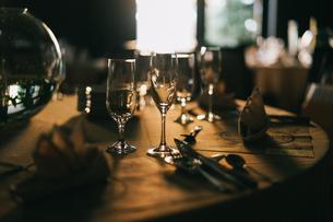 レストランの写真素材 [FYI04740458]