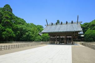 宮崎神宮の写真素材 [FYI04740850]