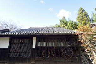 妻籠宿の写真素材 [FYI04740987]