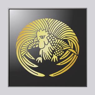 鶏の丸のイラスト素材 [FYI04741601]