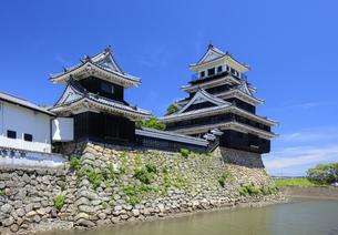 中津城の写真素材 [FYI04741799]