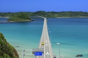 角島大橋の写真素材 [FYI04741838]