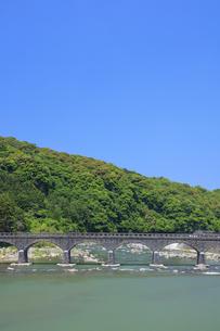 耶馬溪橋の写真素材 [FYI04741845]