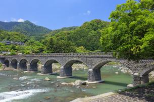 耶馬溪橋の写真素材 [FYI04741847]