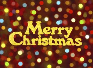 メリークリスマスの写真素材 [FYI04741940]