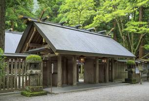 天岩戸神社の写真素材 [FYI04742061]